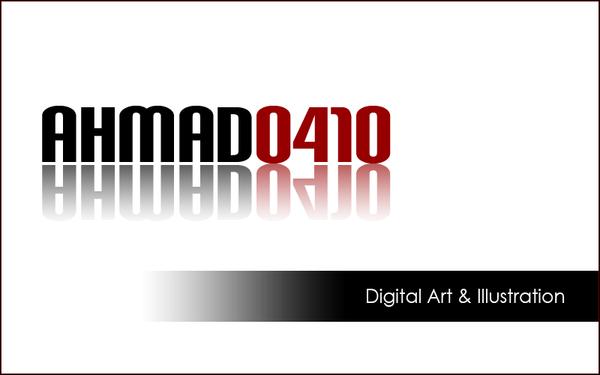 ahmad0410's Profile Picture