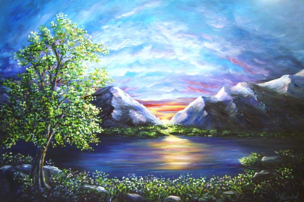 Photos Of Paintings 10 6 2012 012 by TAWNEYANGEL