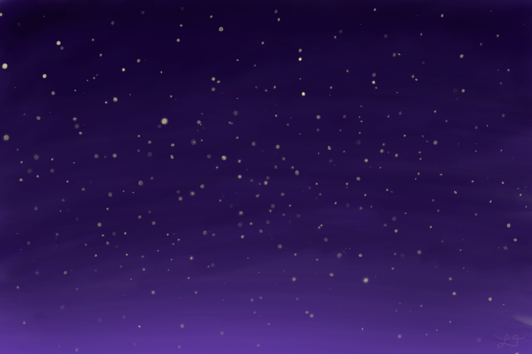 Purple Stary Night Wallpaper Computer | UTILILAB SearchGUARDIAN