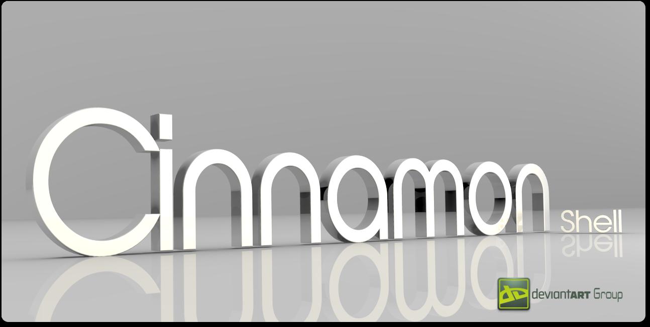 Cinnamon Shell Deviantart