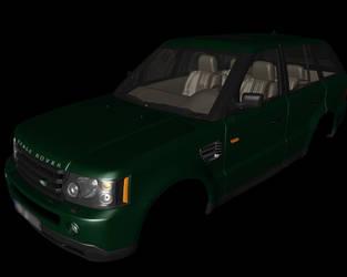 Range Rover W.I.P by Makka12