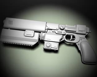 Modified Pistol by Makka12