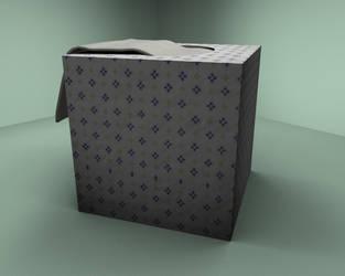 Tissue Box by Makka12