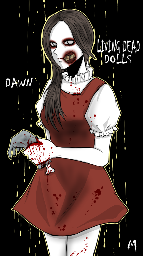 Luna dawn living doll zentai bondage 7