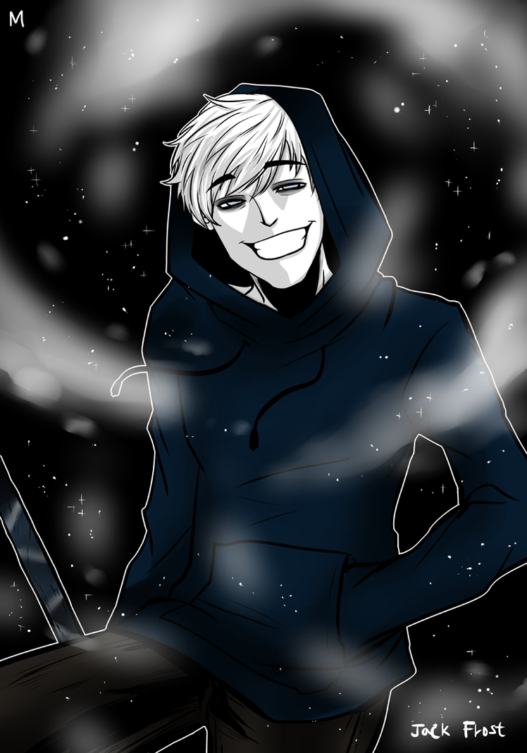 jack frost and pitch black kiss - photo #36