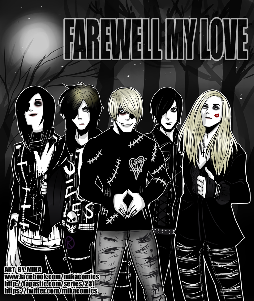 Farewell, My Love by mikaeriksenweiseth on DeviantArt