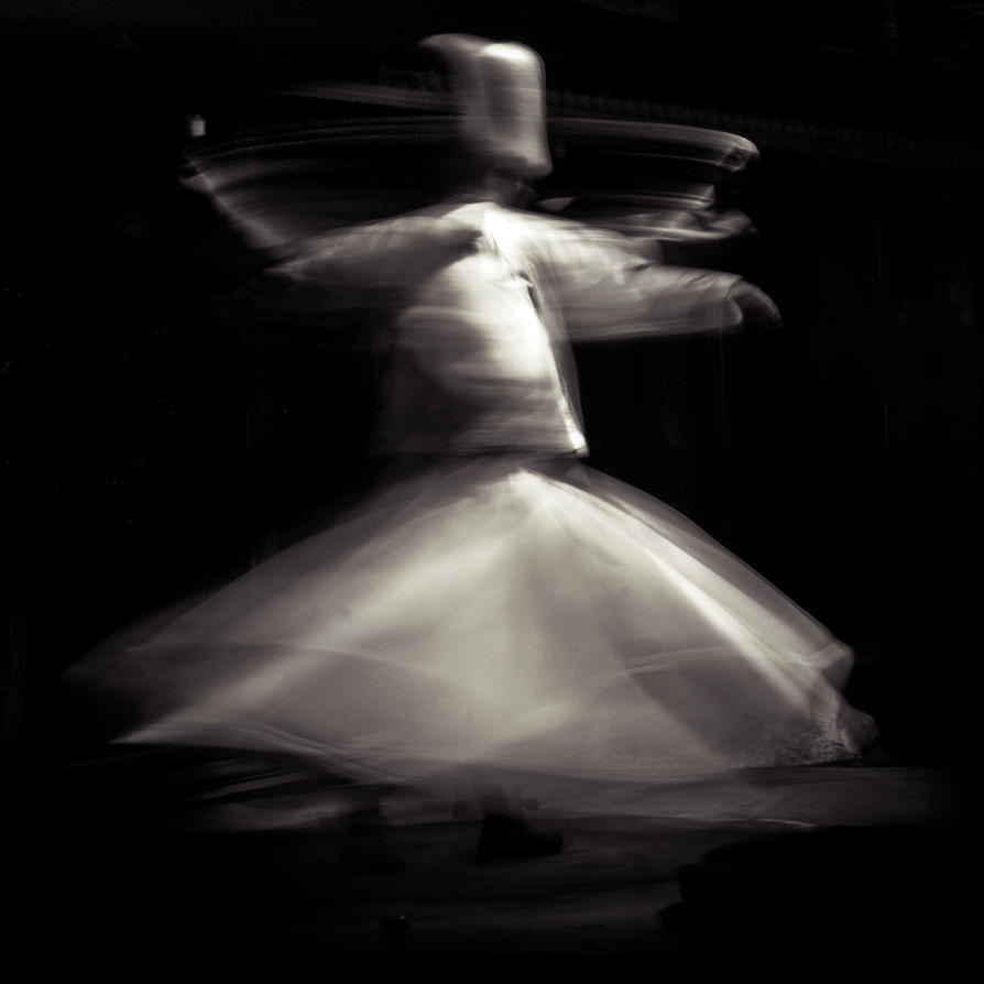 Sufism - Istanbul by alijabbar