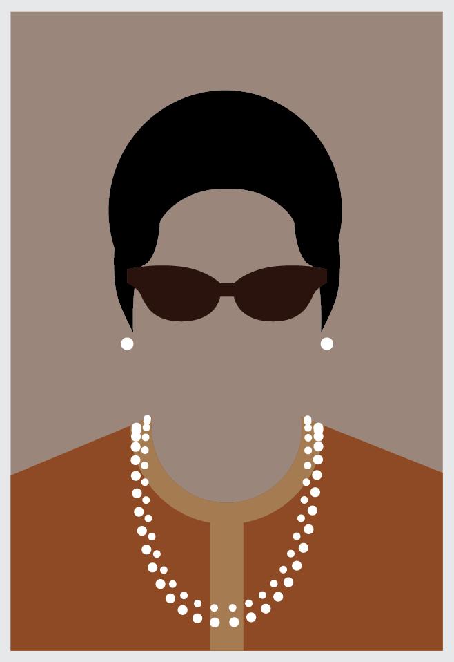 Umm Kulthum by alijabbar
