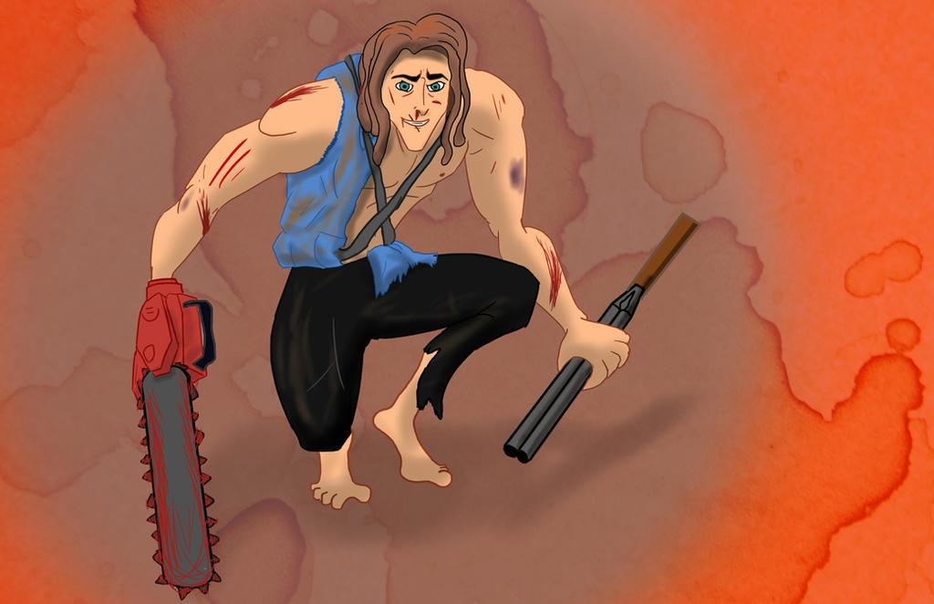 Army of Tarzan by jonah365