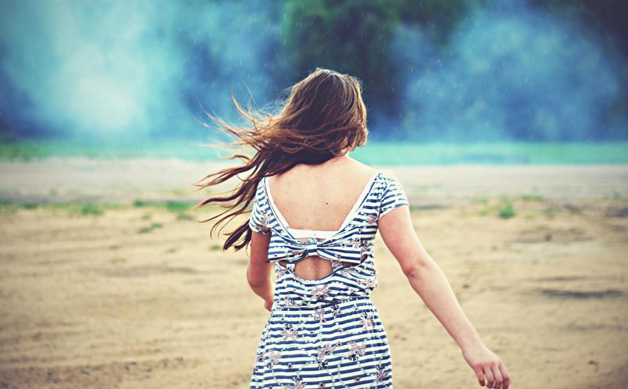 running away by jnac