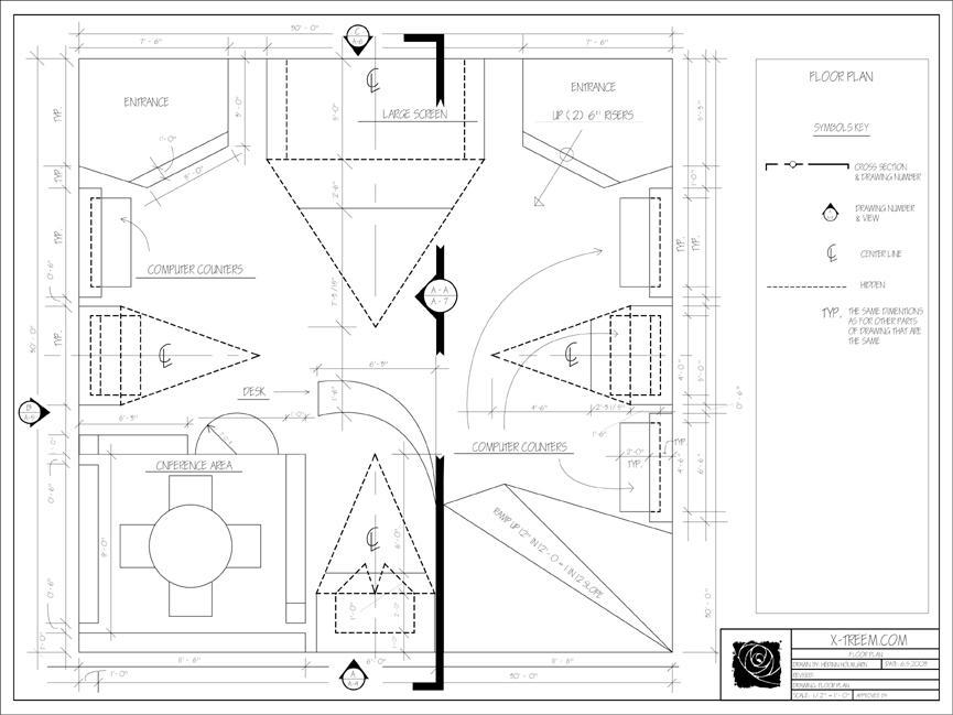 Floor Plan By Ogn On DeviantART