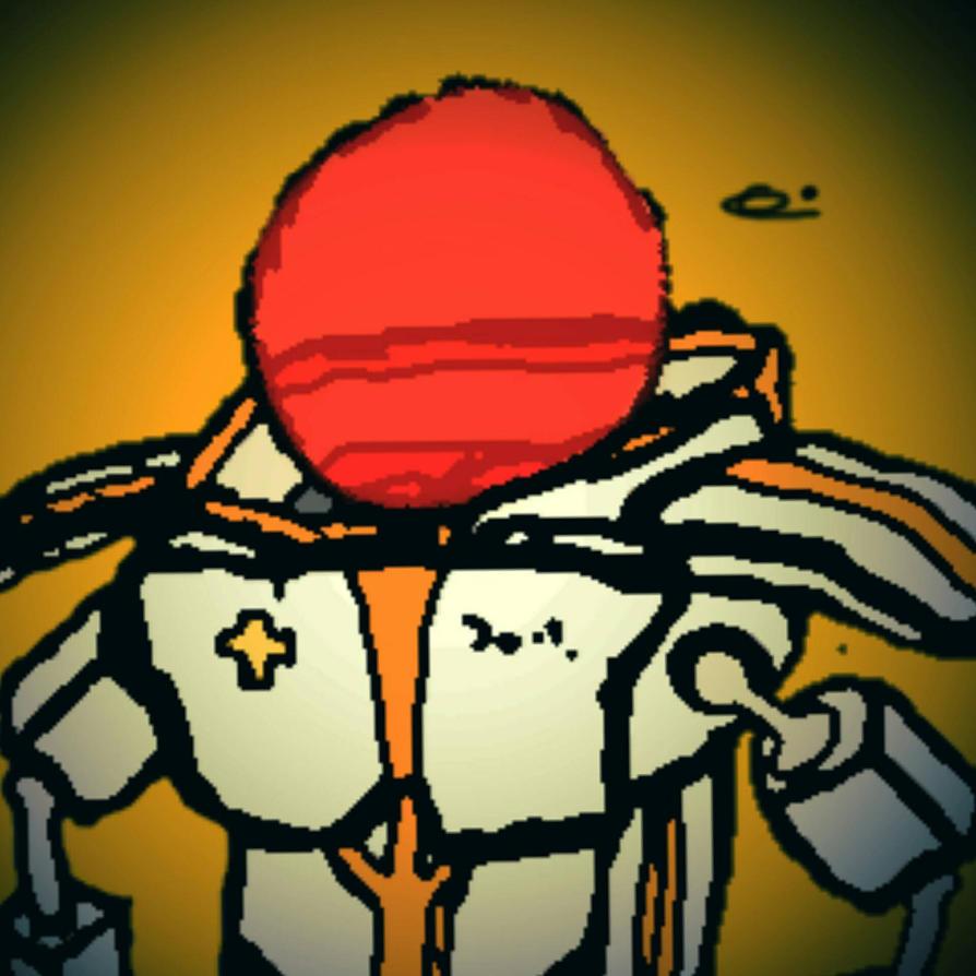 Robot medic commando  by XthebrokentvX