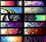 Color Palettes Adopt #2 | F2U