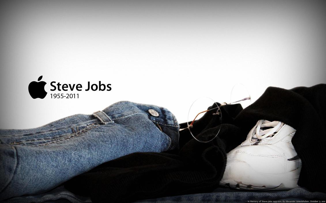 In Memory of Steve Jobs by osallivan