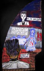 Dr.Goth y Mad Maudlin by XnatassjaX