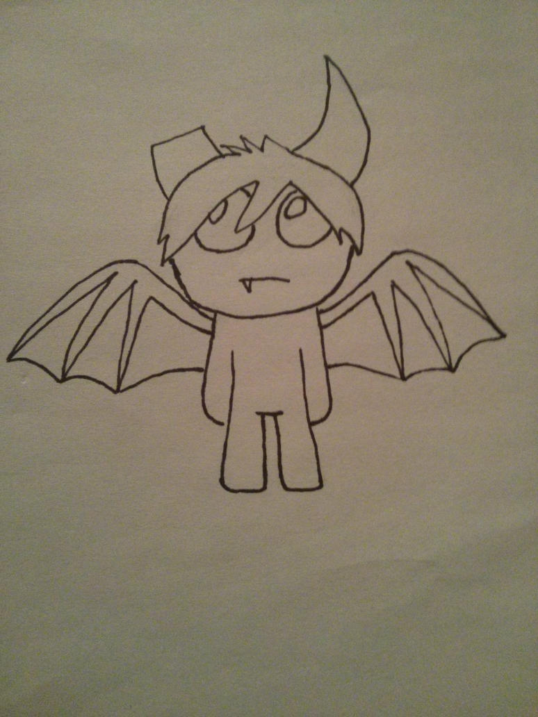 Day 8: draw your favourite animated character by nonpondo