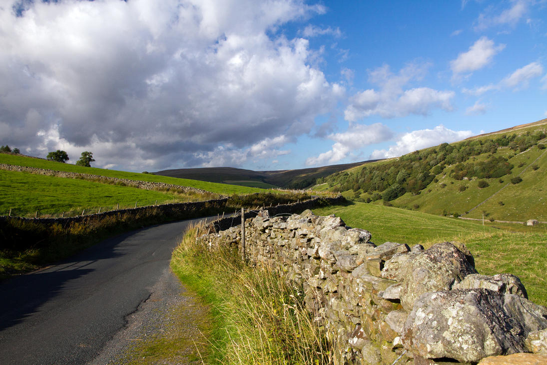 Route Through the Dales by parallel-pam