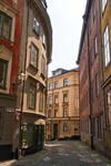 Alleyways galore