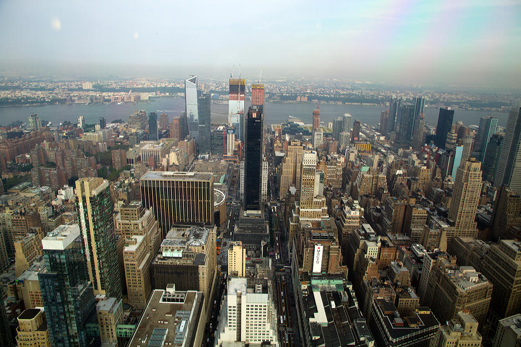 From the Empire State by parallel-pam
