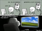 Desktop (Rage Comic 30)