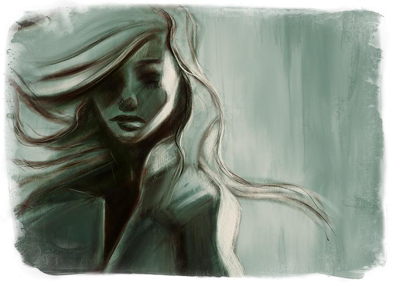 Sketch study by AlexiTQ
