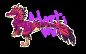 Sold- OTA Sunset Raptor