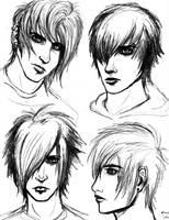 Emo boys by Doxycycline