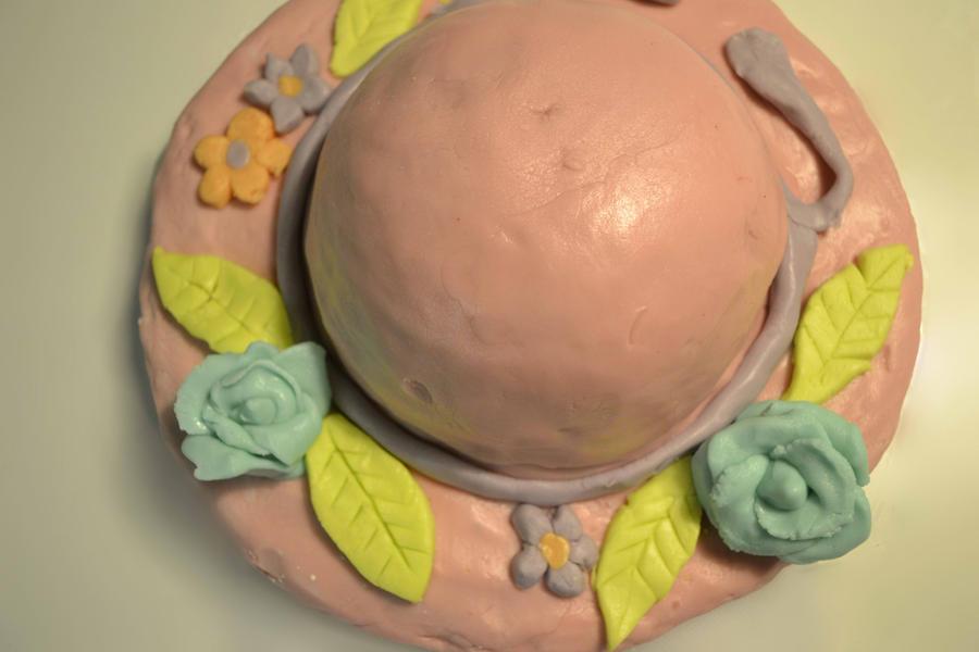 Cake I Made From Boredom. :o by namreebtoor