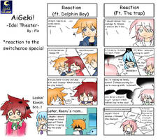 MRA/SIA (Event - P) - Idol Theater 0 by FloDoodling