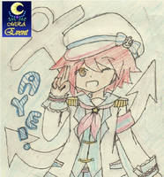 MRA (Event - A) - Katsu the sailor man! by FloDoodling