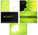 Business Cards- VOTE