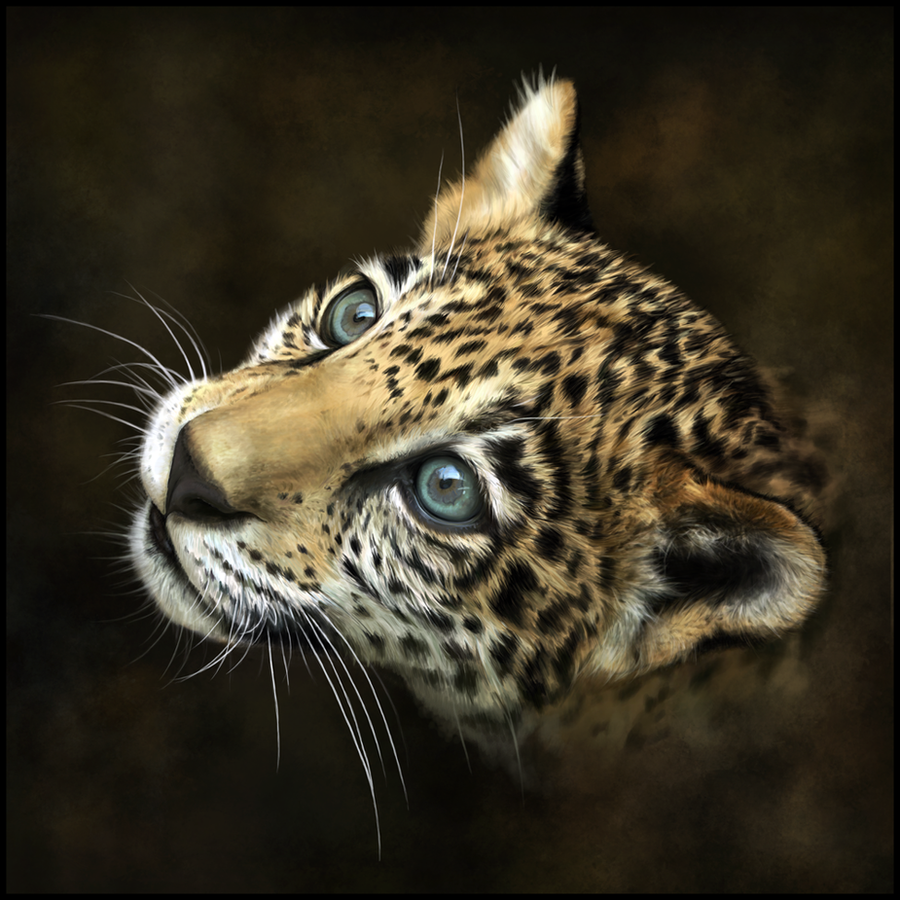 Jaguar Painting by *photografever