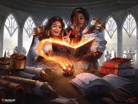 Magic: the Gathering - Audacious Reshapers