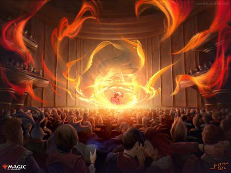 Magic: the Gathering - Fiery Encore