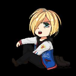 Yuri by Saurikone