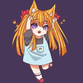 ginger by Saurikone