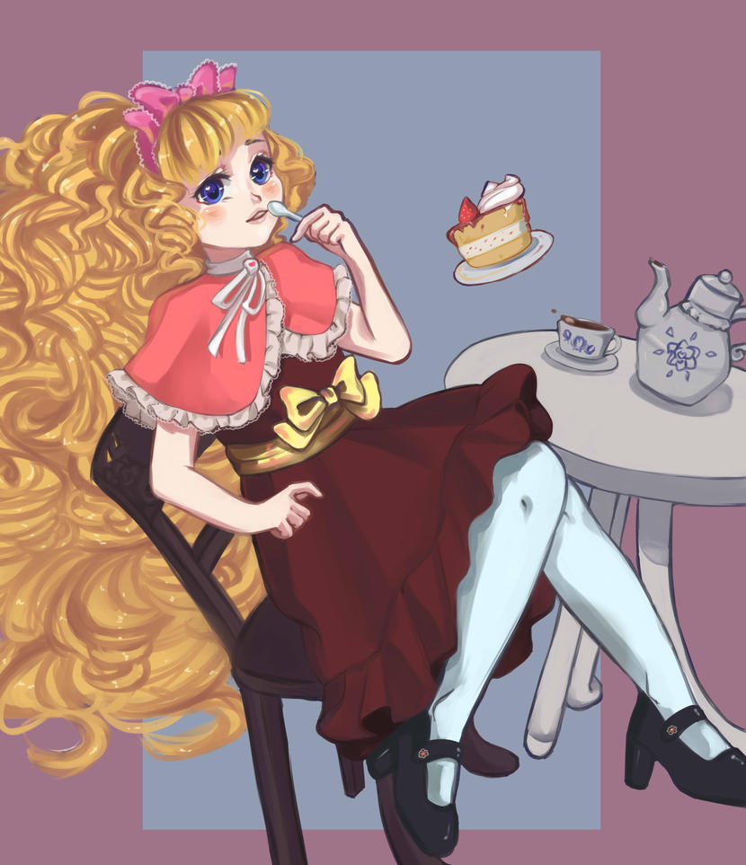 tea party by Saurikone