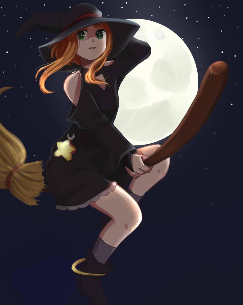 Witch Sauri by Saurikone