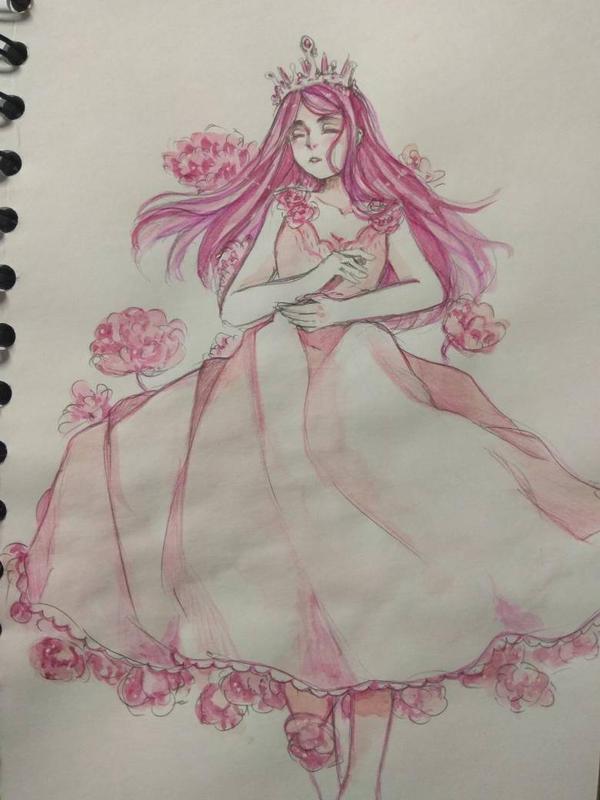 pink by Saurikone