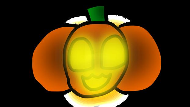 Just a Jack-O-Lantern