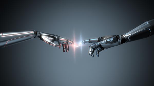 Digital Creation Hands by ChojinDSL