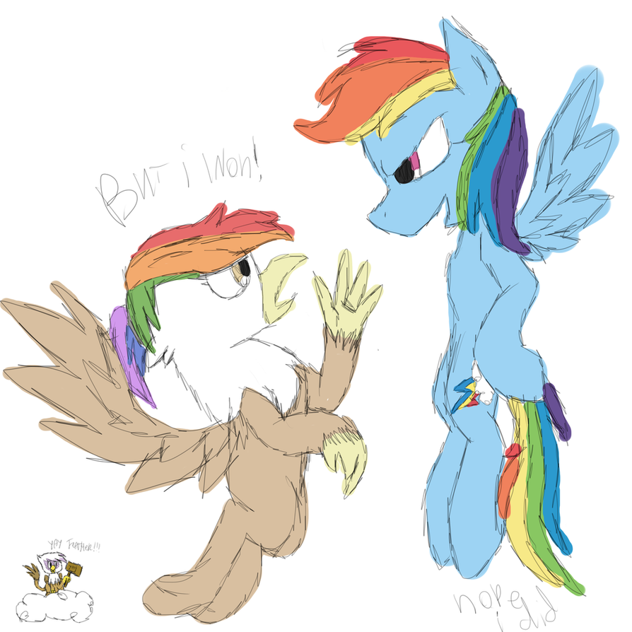 Race Of The Rainbows by Sonicmila by Q99