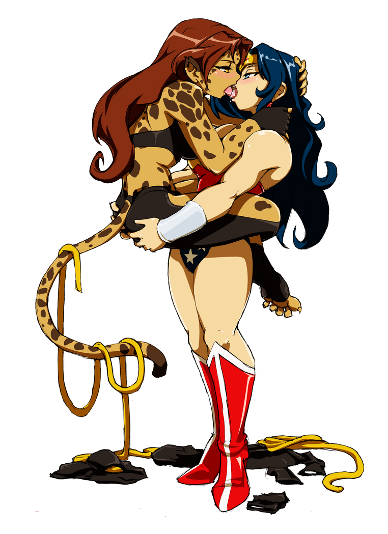 Cheetah Wonder passion kiss clothes by Dan-Heron by Q99