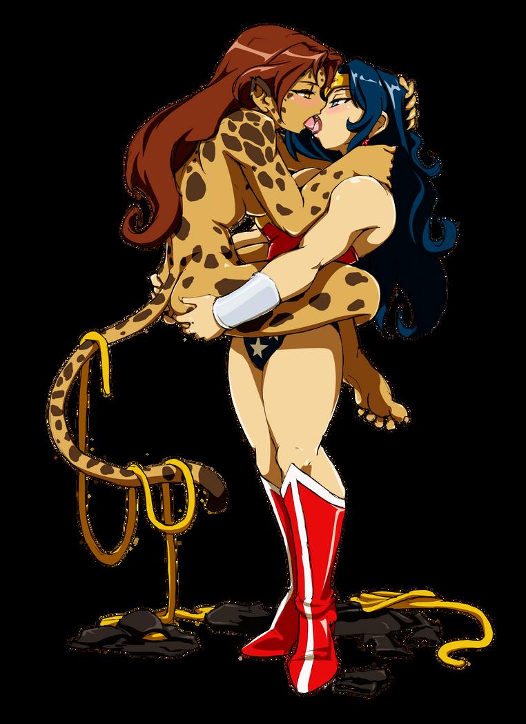 Cheetah Wonder passion kiss fur by Dan-Heron by Q99