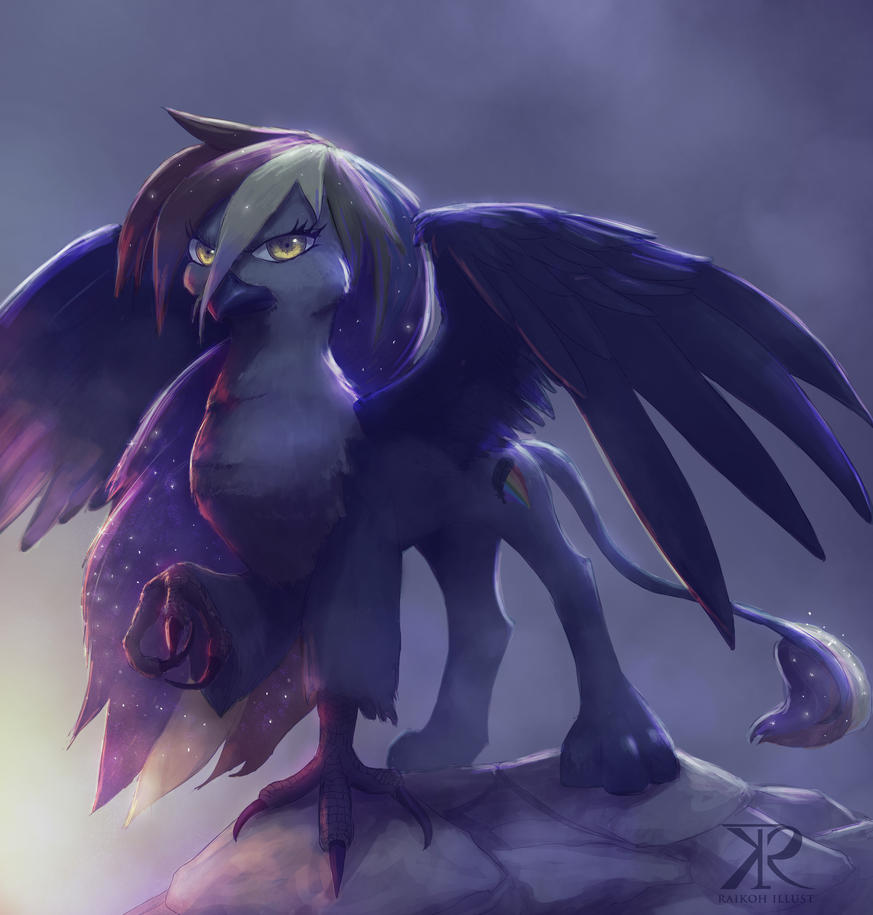 Nightmare Feather by Raikoh-illust by Q99