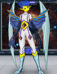 Veriscens in Space Nebula color by Shintoshi by Q99