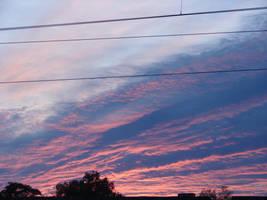 September sunset by Cyklopi