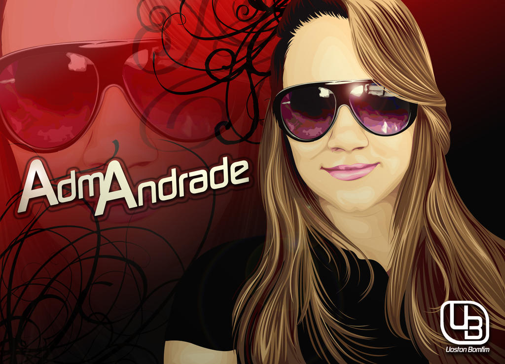 Adma Andrade 2 by uoston