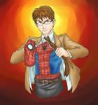 Peter Spider Sense