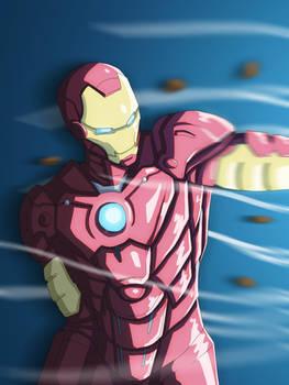 Art Trade - Iron Man